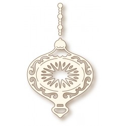 (SD0057)Wild Rose Studio`s Specialty die - Beautiful Bauble