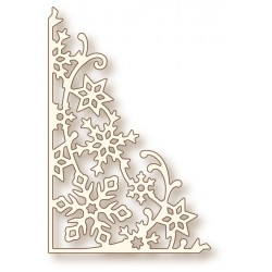(SD0055)Wild Rose Studio`s Specialty die - Snow corner