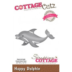 (CCE-271)Scrapping Cottage Happy Dolphin (Elites)