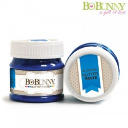 (12740837)Bo Bunny glitter paste blueberry