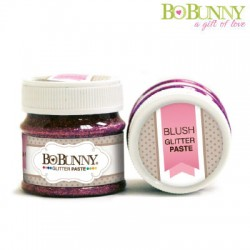 (12740838)Bo Bunny glitter paste blush