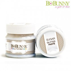 (12740919)Bo Bunny glitter paste sugar