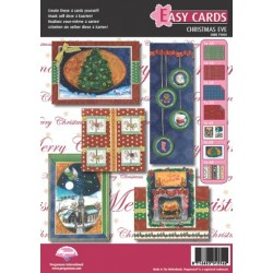 Pergamano Easy cards Victorian Christmas eve(71004)