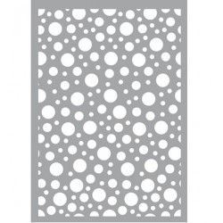 (470.802.030)Pronty Designs, 148 X 210 mm - Mask Stencil Circles