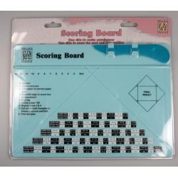 (NSCB001)Nellie`s Choice Scoringboard A4