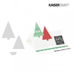 (DD320)Kaiser craft decorative die CC tree