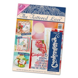 (MAG23)The Tattered Lace Issue 23