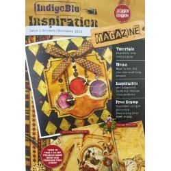 (IDBMAG01)IndigoBlu Inspiration Magazine Issue 1