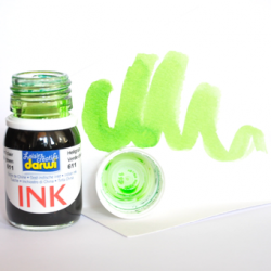 (DA1500030611)Darwi Ink 30 ml Light Green