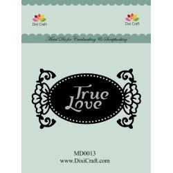 (MD0013)Dixi mal label True Love