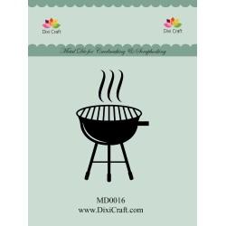 (MD0016)Dixi mal grill