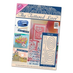 (MAG24)The Tattered Lace Issue 24