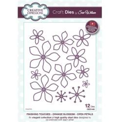 (CED1446)Craft Dies - Open Petals