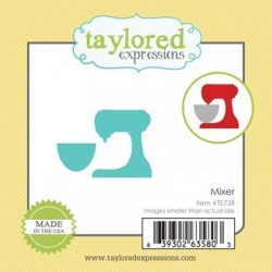 (TE728)Taylored Expressions Little Bits - Mixer