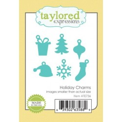 (TE736)Taylored Expressions Holiday Charms