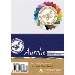 (AUKC1009)Aurelie Kalos Collection Paper Pack 90 gsm A6