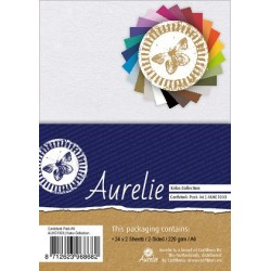 (AUKC1003)Aurelie Kalos Collection Paper Pack 220 gsm A6
