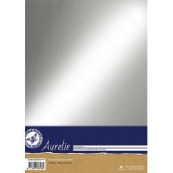 (AUSP1032)Aurelie Mirror On The Wall Cardstock Silver 270g/m² A4