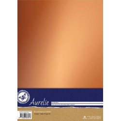 (AUSP1031)Aurelie Mirror On The Wall Cardstock Copper 270g/m² A4