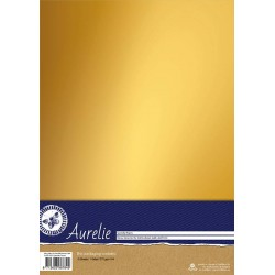 (AUSP1030)Aurelie Mirror On The Wall Cardstock Gold 270g/m² A4