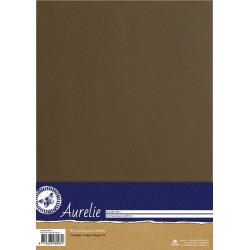 (AUSP1002)Aurelie Kraft Paper Brown