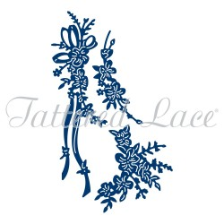 (ACD1039)Tattered Lace Bouquet Collection