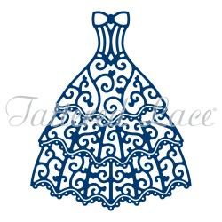 (ACD1016)Tattered Lace Oscar Grown