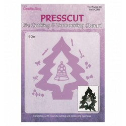 (PCD83)Presscut Die Cutting stencil Swing Die tree