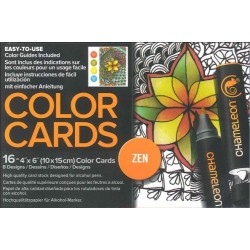 (CCO103)Chameleon color cards Zen