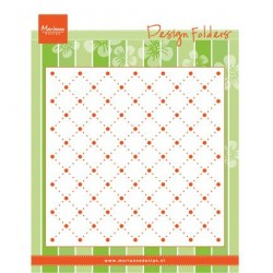 (DF3424)Marianne Design Folder Pearls