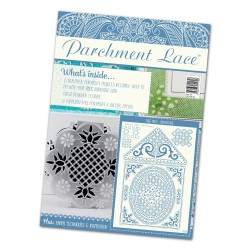 (CRIL 143184 )Parchment Lace 2015 issue 2