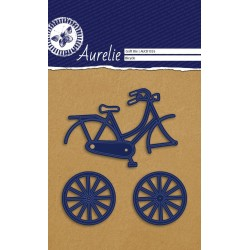 (AUCD1026)Aurelie Bicycle Craft Die