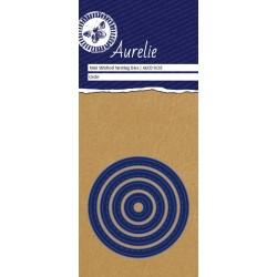 (AUCD1028)Aurelie Stitched Circle Mini Nesting Die