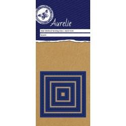 (AUCD1030)Aurelie Stitched Square Mini Nesting Die