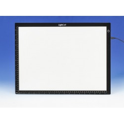 (LC2003LED)Led ultraslim Lightbox A3