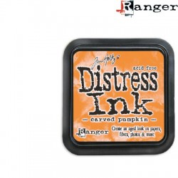 (TIM43201)Distress Ink Pad Carved Pumpkin