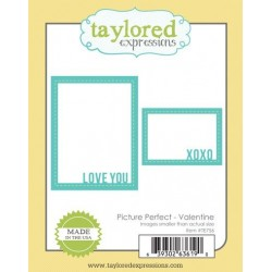 (TE756)Taylored Expressions Picture Perfect Valentine