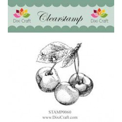 (STAMP0060)Dixi Clear Stamp berries