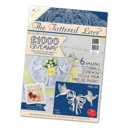 (MAG27)The Tattered Lace Issue 27