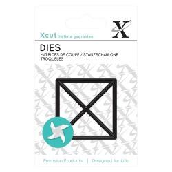 (XCU503621)Mini Die (1pc) - Pinwheel