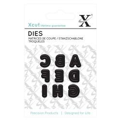 (XCU503625)Mini Die (9pcs) - Alphas Pt. 1