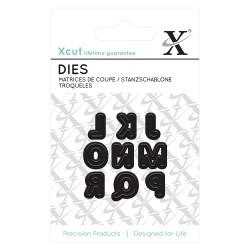 (XCU503626)Mini Die (9pcs) - Alphas Pt. 2