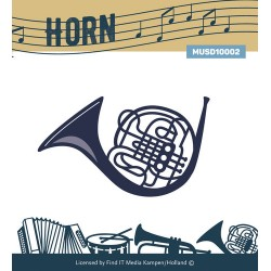 (MUSD10002)Die - Music Series - Horn