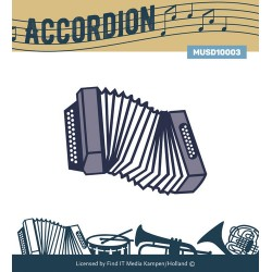 (MUSD10003)Die - Music Series - Accordion