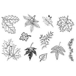 (770004/712)Crea Clear Stamp 9,5 x 14,5 cm Sheets