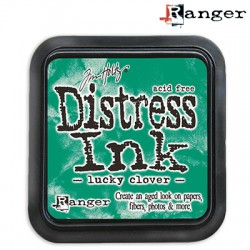 (TIM43249)Distress Ink Pad lucky clover