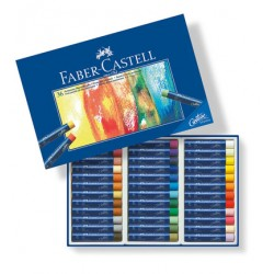 (FC-127036)Faber Castell Oil pastel crayons STUDIO QUALITY 36P.