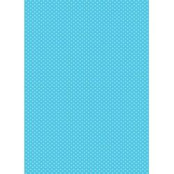 Pergamano Parchment paper dots - blue 5S (61618)