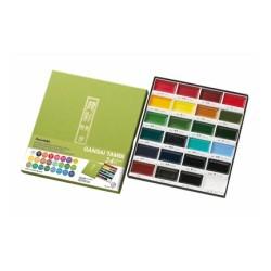 (MC20/24V )ZIG Gansai Tambi Set 24 colours