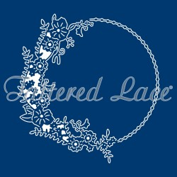(ACD1250)Tattered Lace Melded Charming